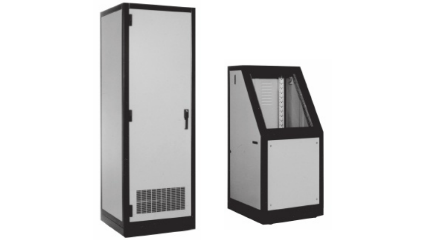 Vertical Rack Frame Electronic Cabinets