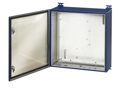 Opaque Polycarbonate Enclosure