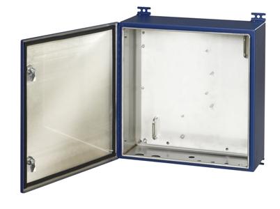 Opaque Polycarbonate Enclosure