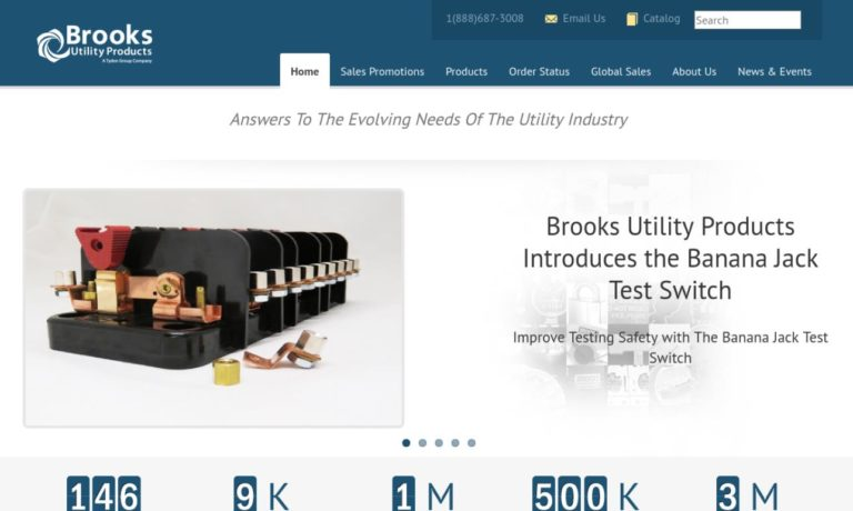 Brooks Meter Devices Company