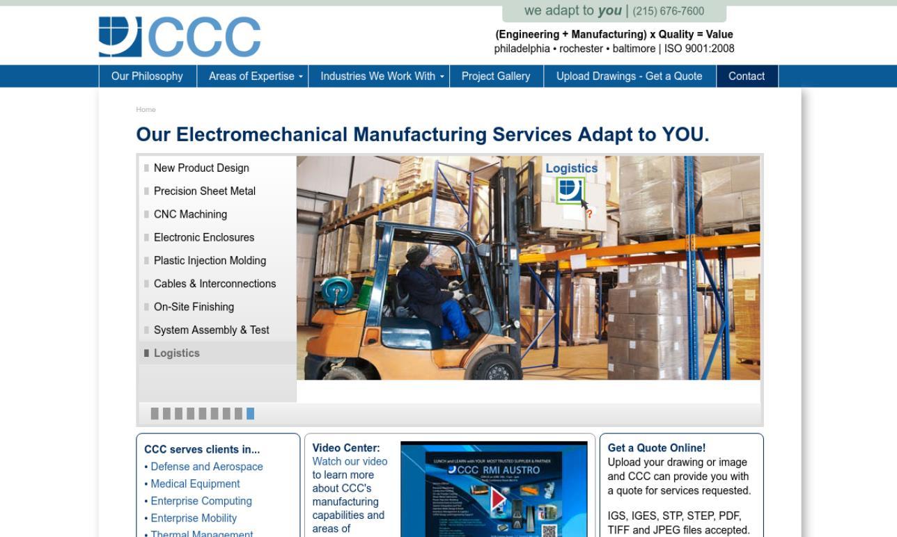 Computer Components Corporation
