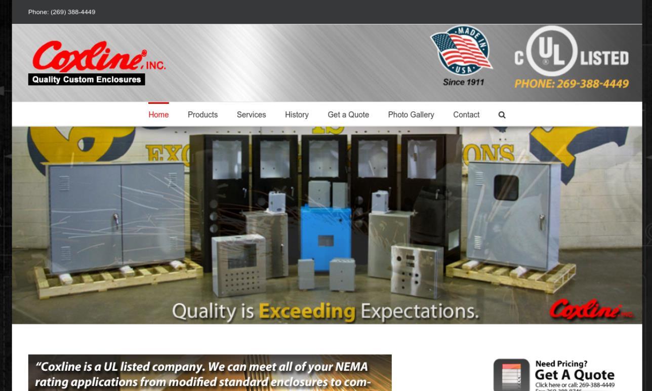 Coxline Inc.