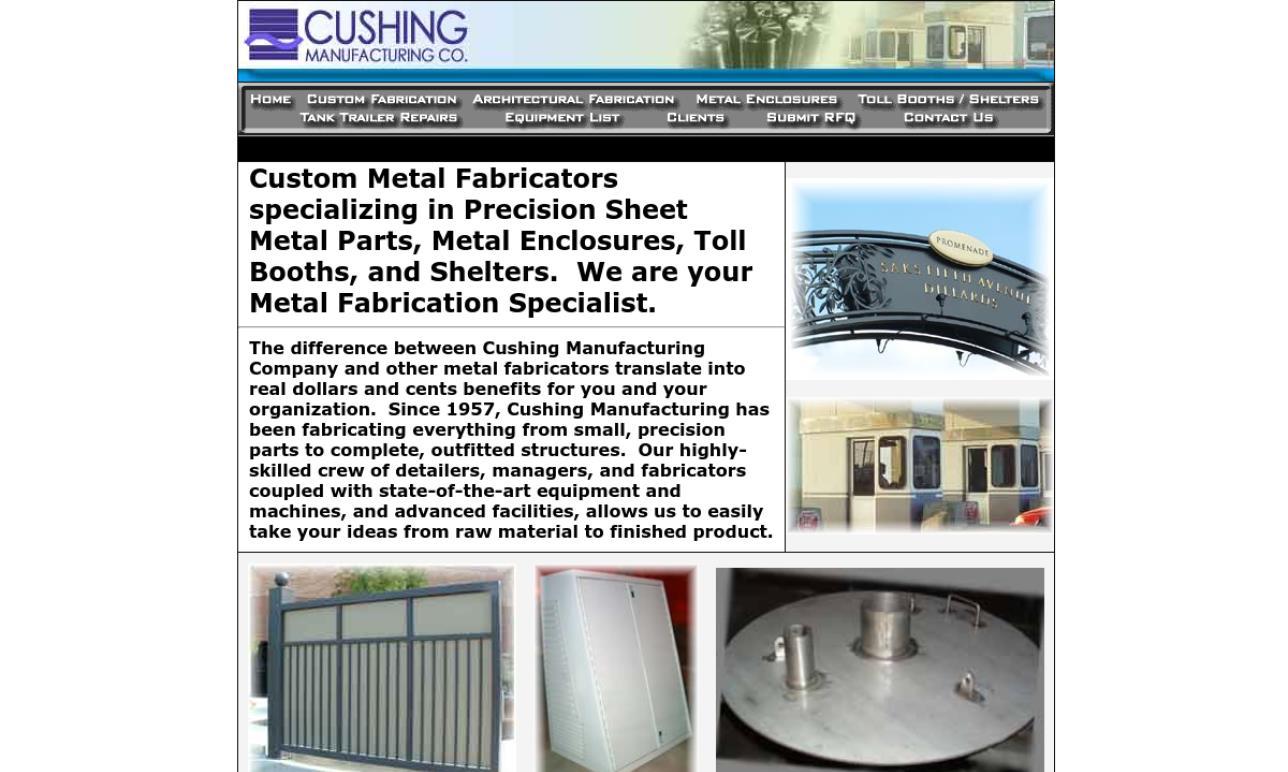 Cushing Manufacturing Co.