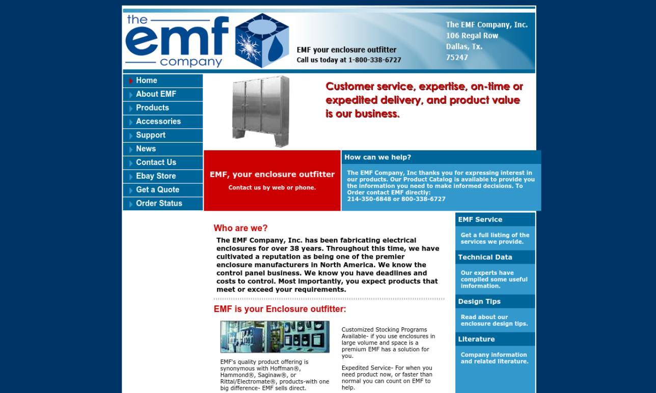 The EMF Company, Inc