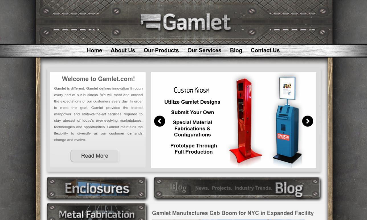 Gamlet Inc.