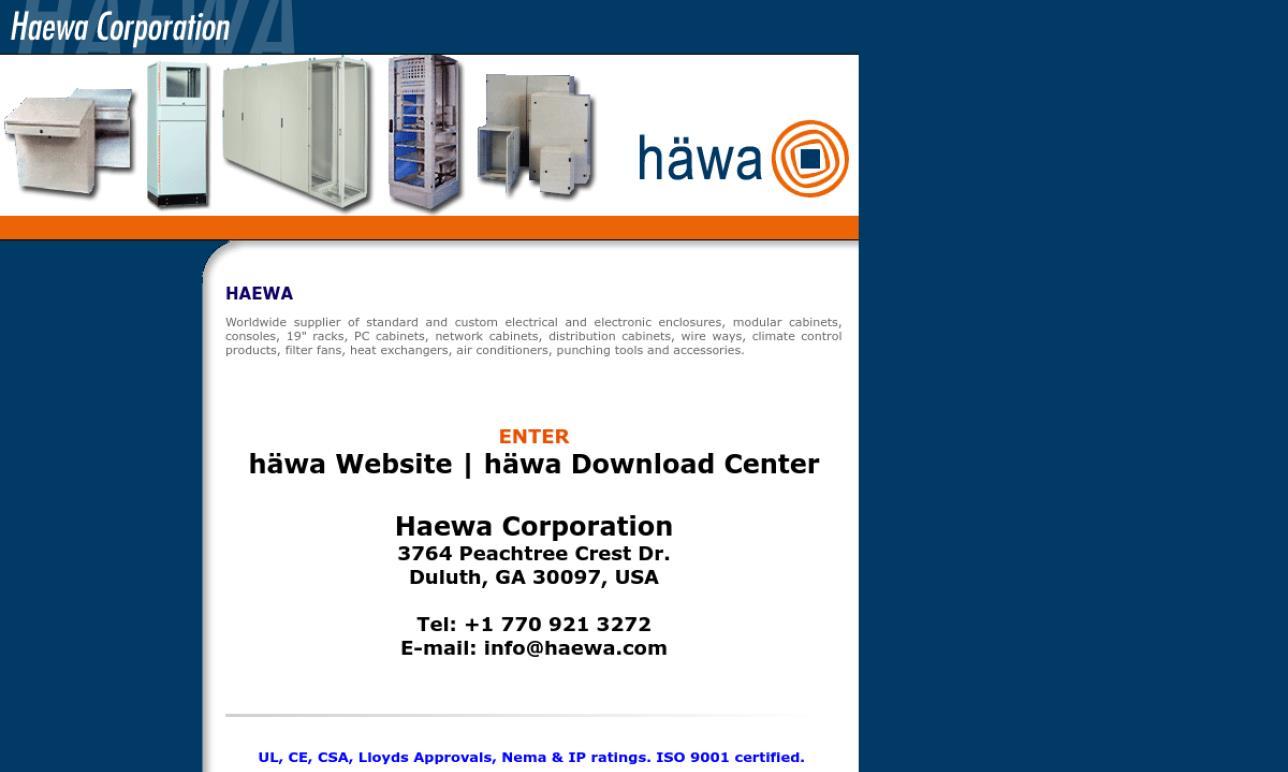 Haewa Corporation