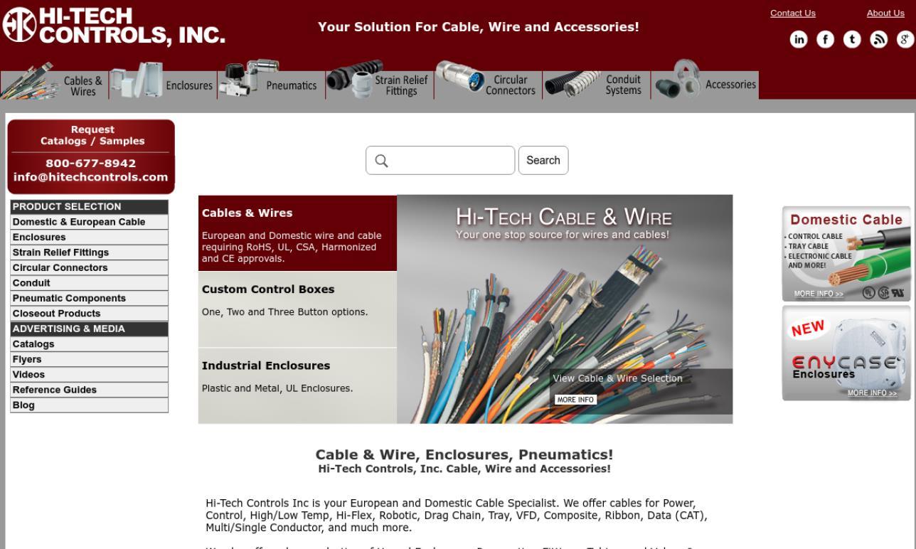 Hi-Tech Controls, Inc.
