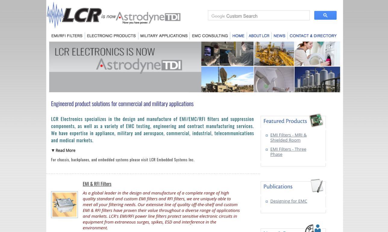 LCR Electronics, Inc.