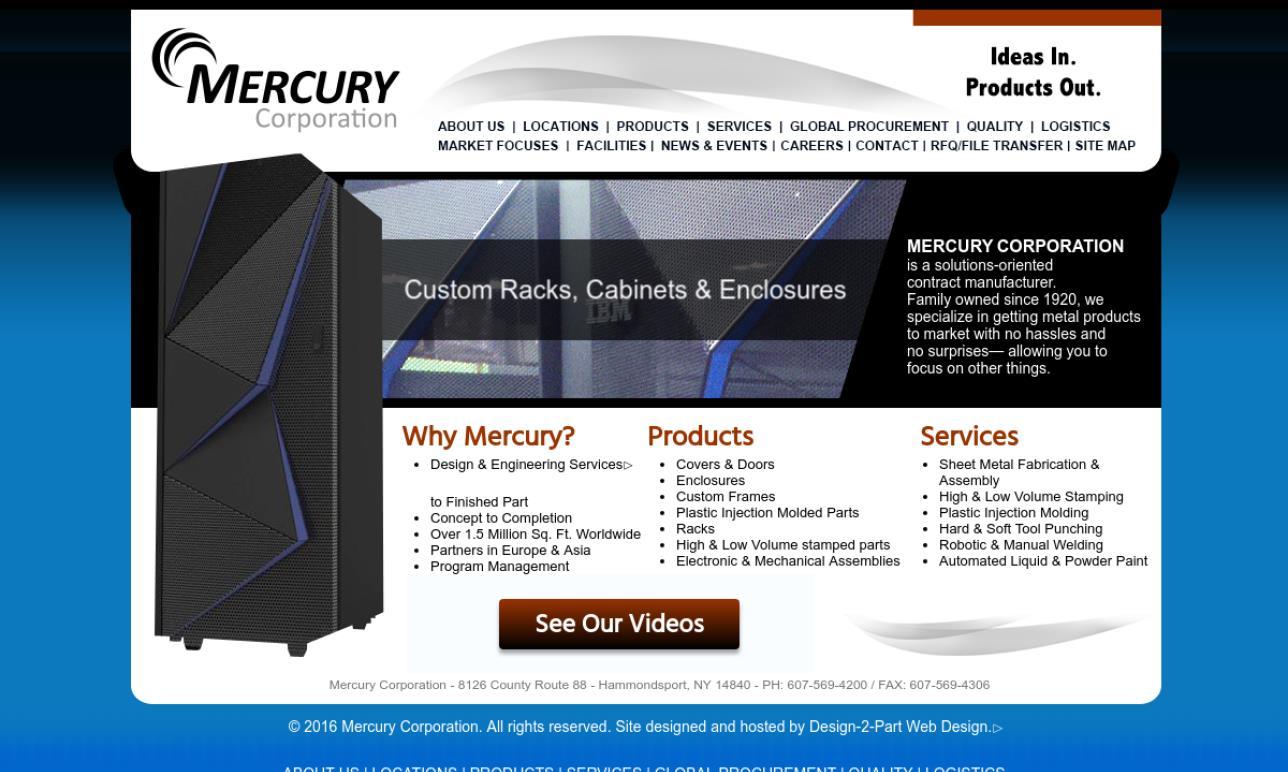 Mercury Aircraft Inc.