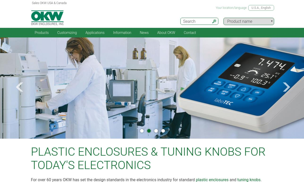 OKW Enclosures, Inc.