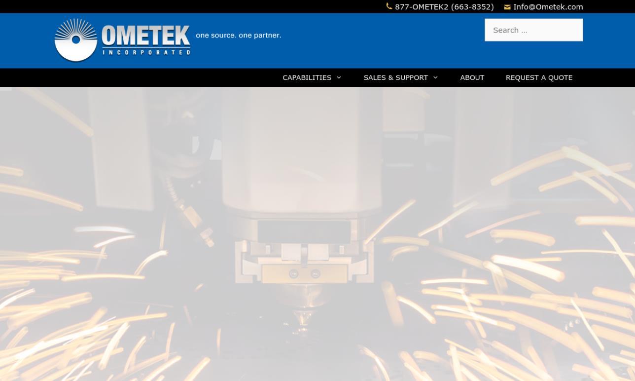 Ometek, Inc.