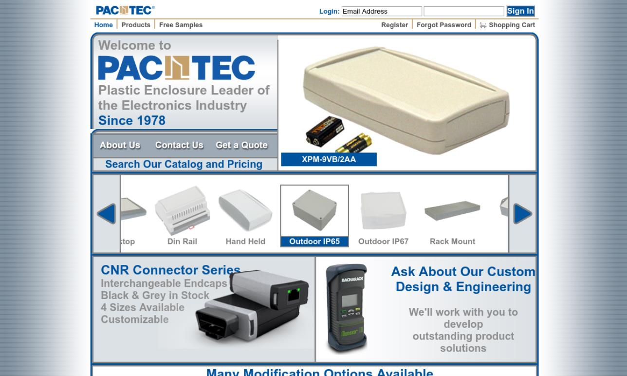PacTec® Enclosures