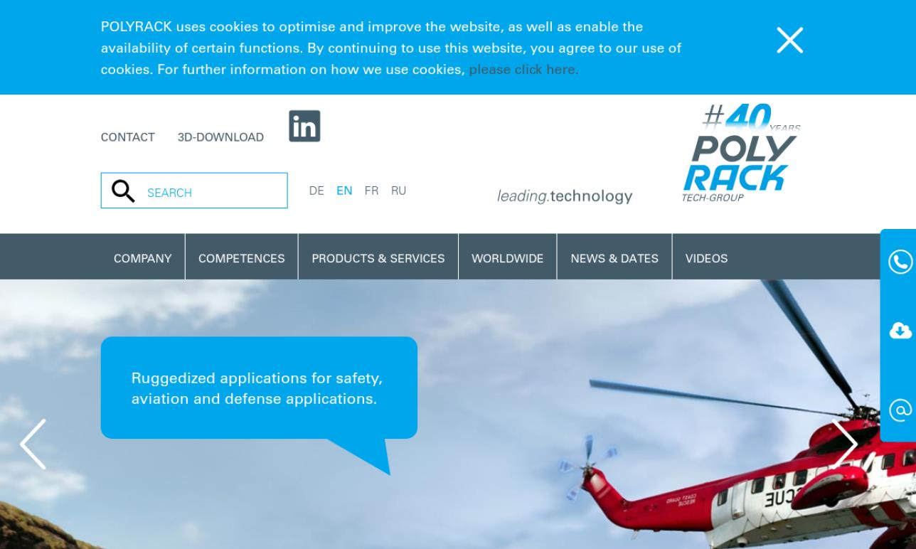 Polyrack Corporation/Polyrack Tech Group