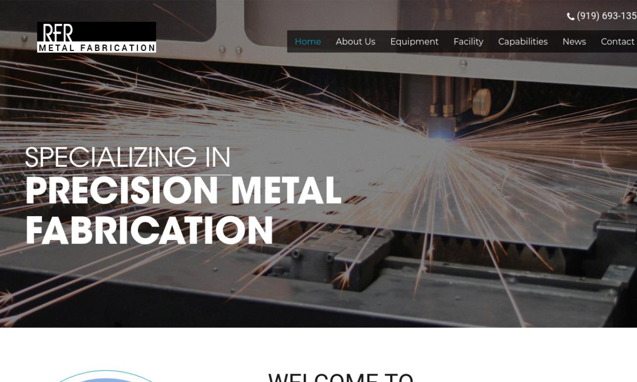 RFR Metal Fabrication, Inc.