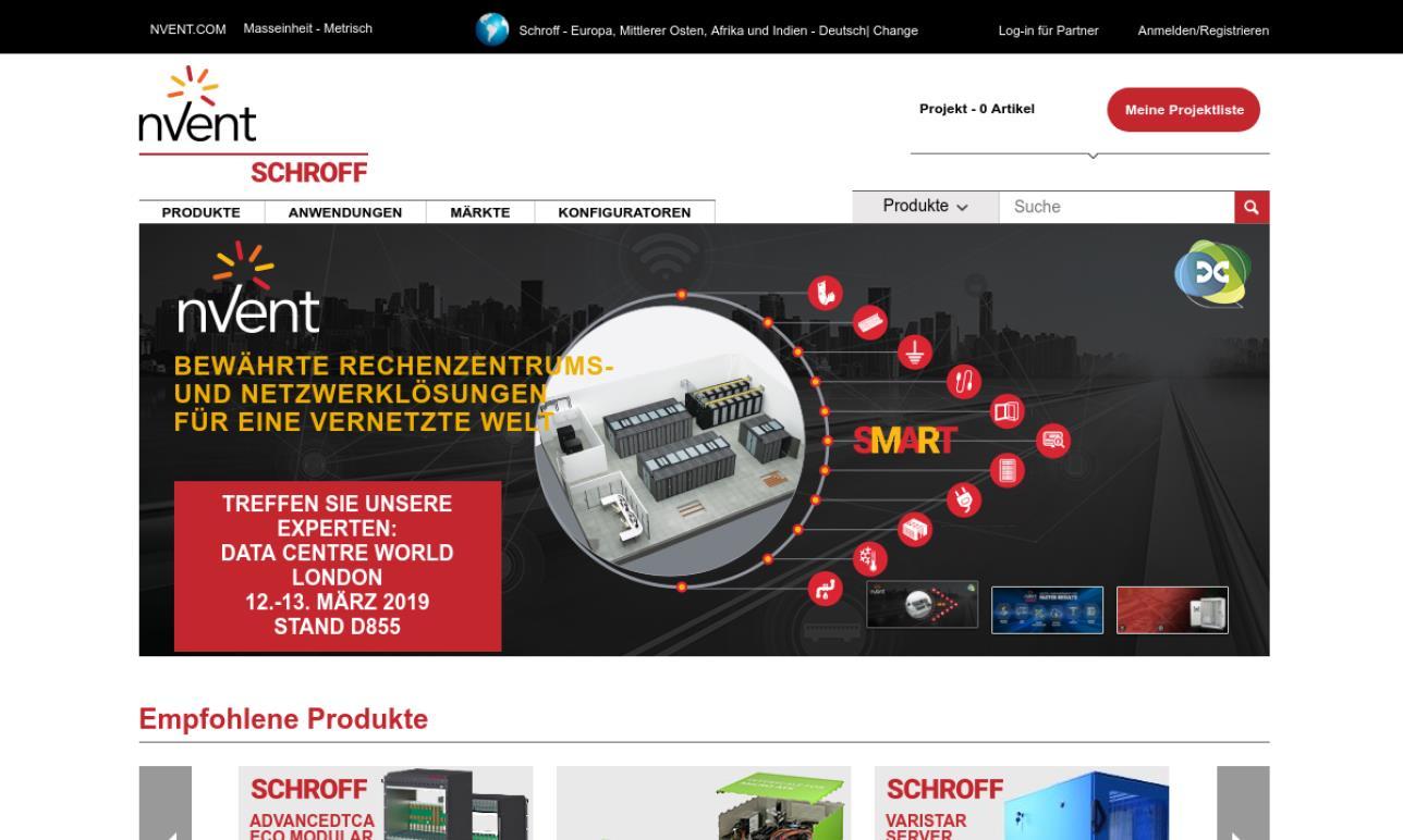 Pentair Electronic Packaging/Schroff