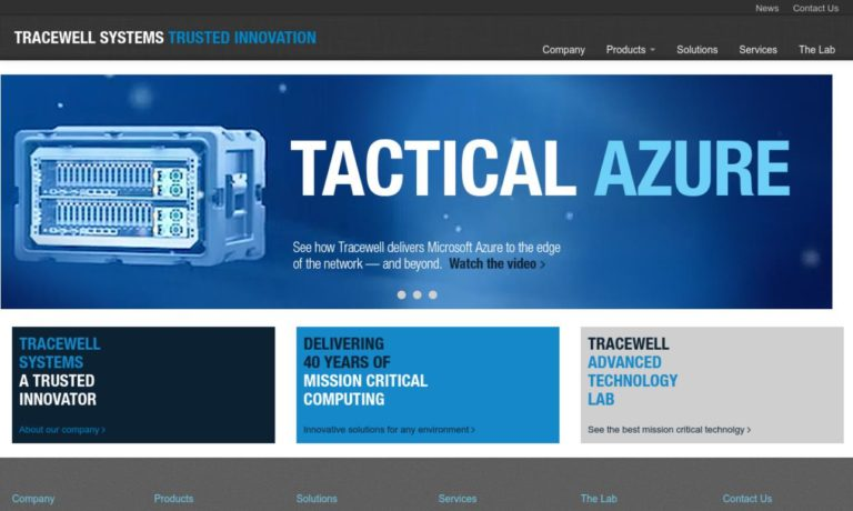 Tracewell Systems, Inc.