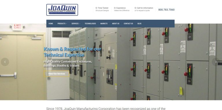 JoaQuin Manufacturing Corporation