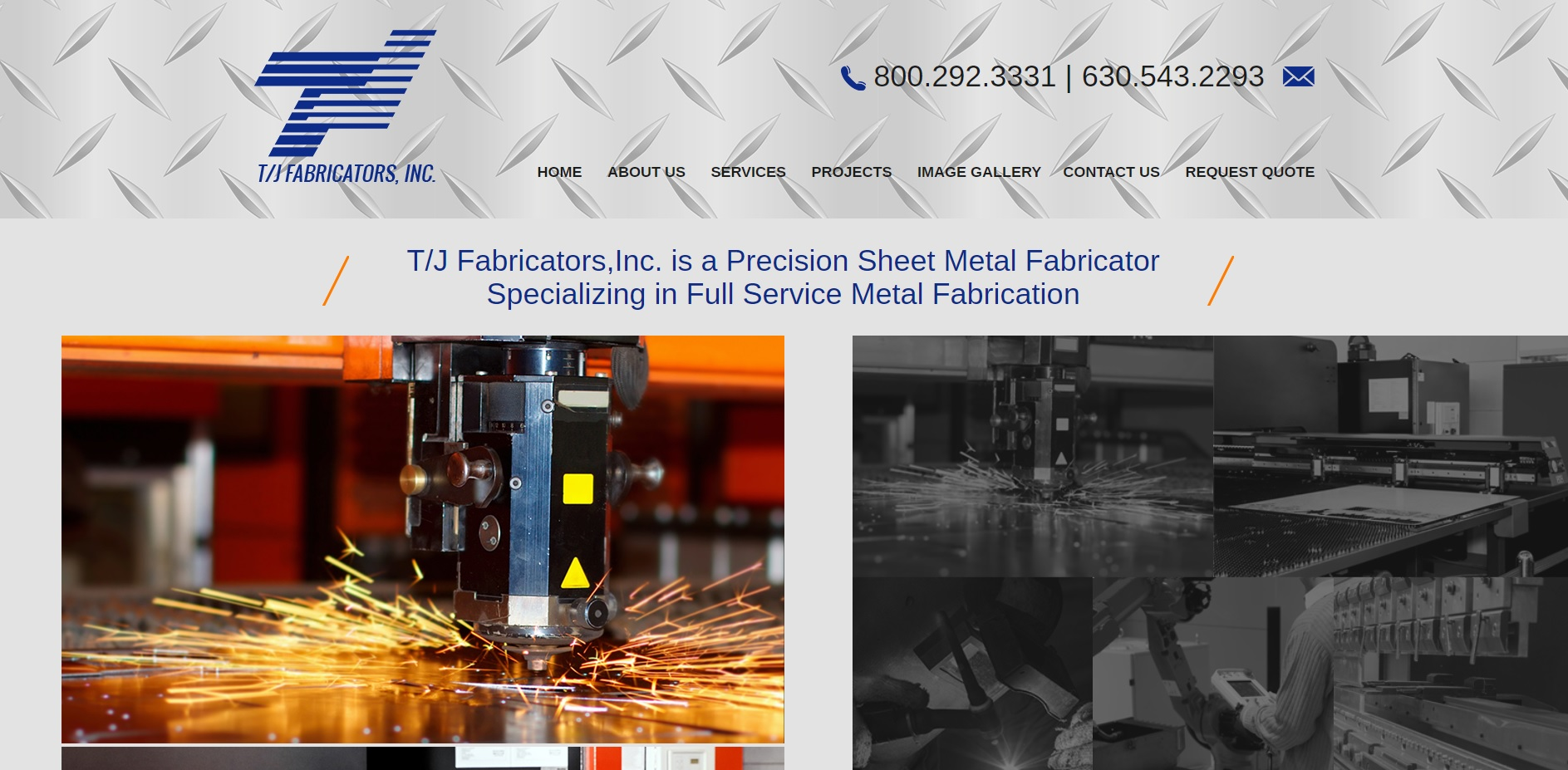 T/J Fabricators, Inc.