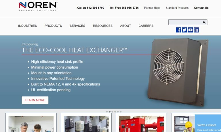 Noren Thermal Solution