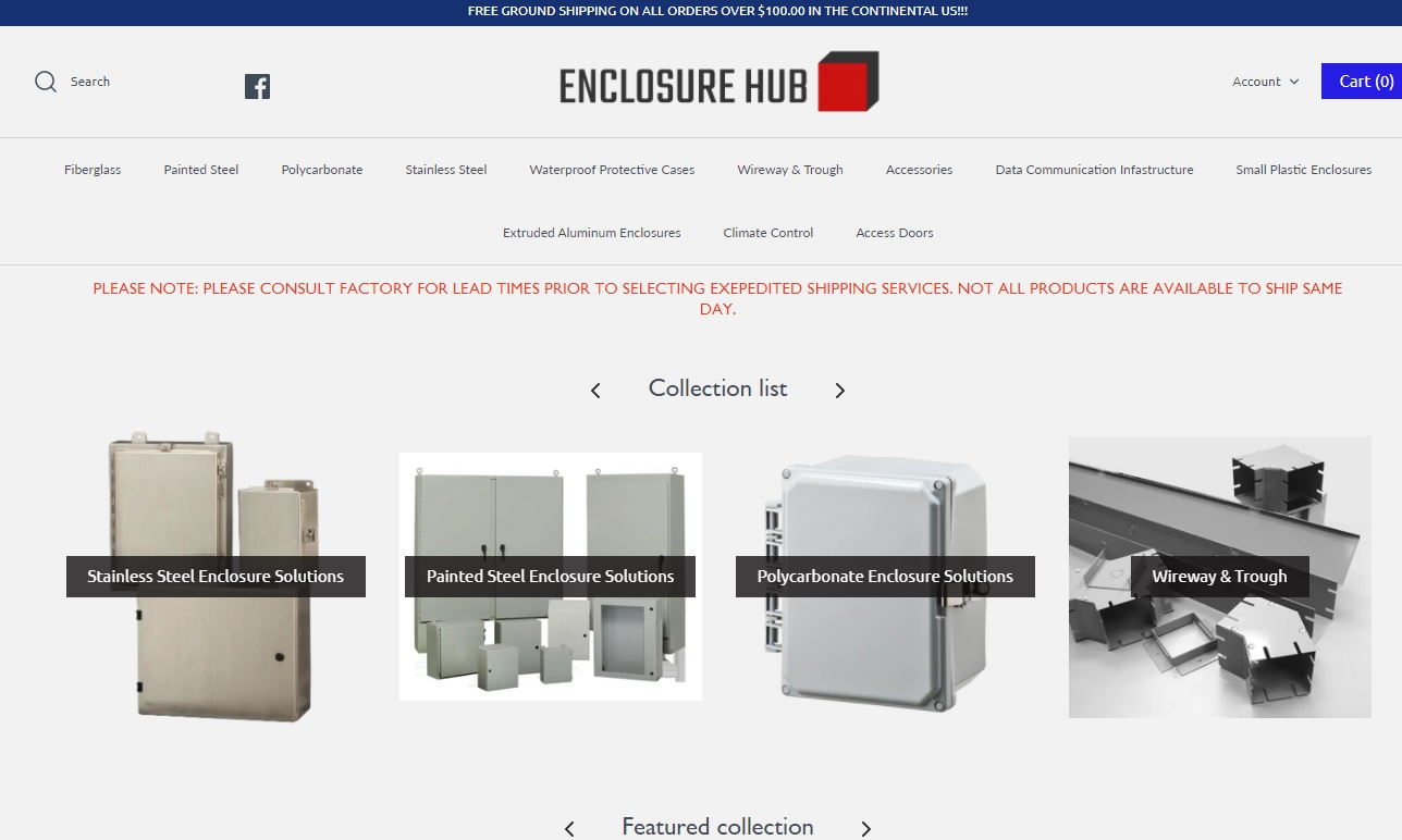 EnclosureHub